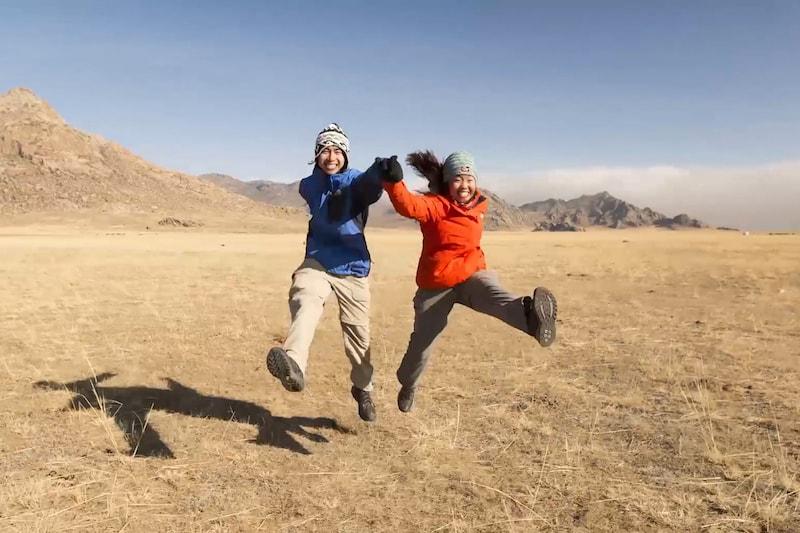 footprints across asia sunrise odyssey aww media