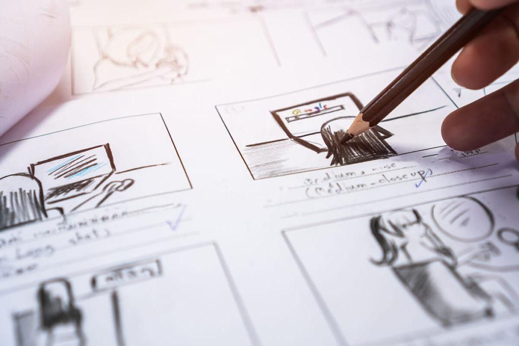 Creating-a-storyboard
